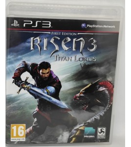 Risen 3 : titan lords Jeu Playstation 3 PS3 avec Notice Games And Toys