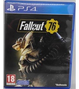 Fallout 76  Jeu Playstation 4 sans Notice  Games and Toys