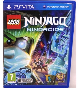 Lego Ninjago Nindroids Jeu PS Vita sans Notice  Games and Toys