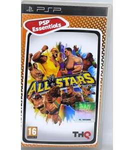 WWE All Stars Jeu PSP  avec Notice Games And Toys