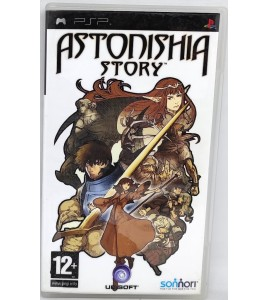 Astonishia Story Jeu PSP  avec Notice Games And Toys