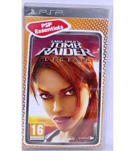 Tomb Raider Legend Jeu PSP  avec Notice Games And Toys