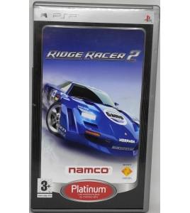 Ridge racer 2 édition platinum Jeu PSP  avec Notice Games And Toys