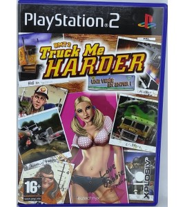 Bmt 2 Truck Me Harder Jeu Playstation 2 PS2 avec Notice Games And Toys