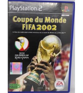 Coupe du monde Fifa 2002 Jeu Playstation 2 PS2 avec Notice Games And Toys