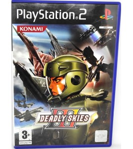 Deadly Skies 3 Jeu Playstation 2 PS2 avec Notice Games And Toys
