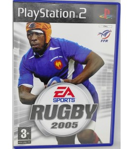 EA Sports Rugby 2005 Jeu Playstation 2 PS2 avec Notice Games And Toys
