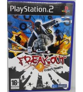 Freakout Extreme Freeride Jeu Playstation 2 PS2 avec Notice Games And Toys