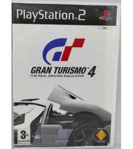 Gran Turismo 4  Jeu Playstation 2 PS2 avec Notice Games And Toys