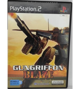 Gun Griffon Blaze Jeu Playstation 2 PS2 avec Notice Games And Toys