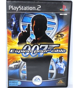 James Bond 007 : Espion pour cible Jeu PS2 avec Notice Games And Toys