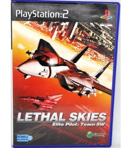 Lethal Skies: Elite Pilot: Team SW  Jeu PS2 avec Notice Games And Toys