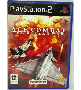 Ace Combat : The Belkan War Jeu Playstation 2 PS2 sans Notice  Games and Toys
