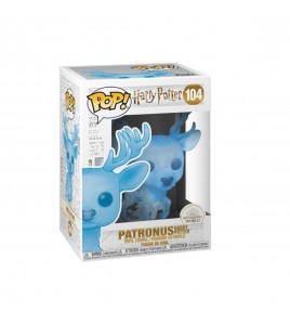 Pop Harry Potter - Pop Vinyl 104 Patronus Harry Potter 9 cm