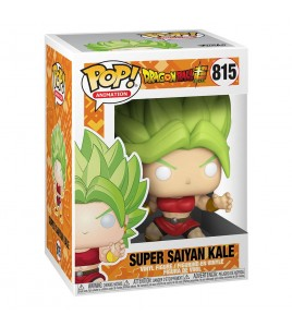 Dragon Ball Super Vinyl 815 Super Saiyan Kale 9 cm