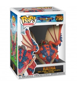 Monster Hunter Pop 798 Ratha 9 cm