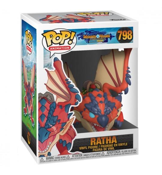 Monster Hunter Pop 798 Ratha 9 cm