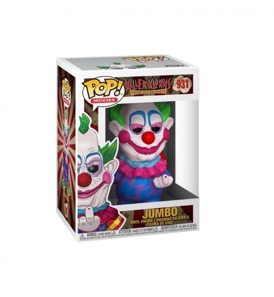 Les Clowns tueurs venus d'ailleurs  Vinyl 931 Jumbo 9 cm