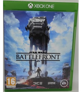 Star Wars : Battlefront Jeu Xbox One sans Notice  Games and Toys
