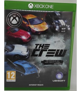 The Crew Jeu Xbox One sans Notice  Games and Toys