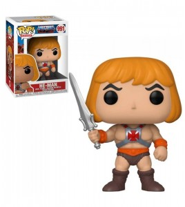 Masters of the Universe  Pop 991He-Man 9 cm