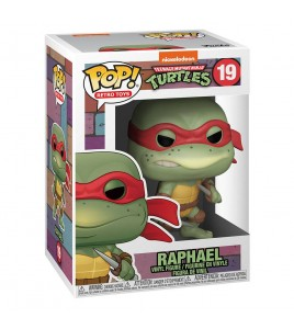 Les Tortues Ninja Pop 19 Raphael 9 cm