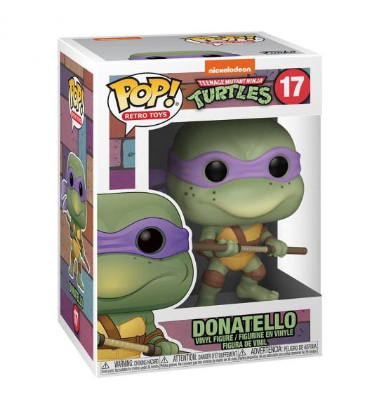 Les Tortues Ninja Pop 18 Michelangelo 9 cm
