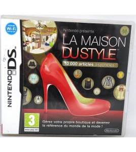 La Maison du Style sur Nintendo DS & 3DS Sans Notice  Games and Toys