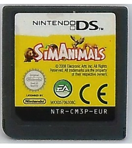 Simanimals Jeu Nintendo DS & 3DS sans Notice Games and Toys L151