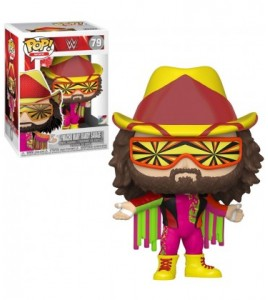 WWE Pop 79 Macho Man Randy Savage 9 cm