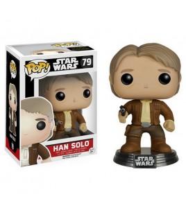 Star Wars Episode VII  - Pop 117 Poe Dameron Resistance 9 cm