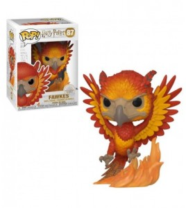 Harry Potter Pop 87 Fawkes 9 cm