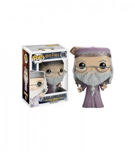 Harry Potter- Pop 15 Albus Dumbledore  9 cm