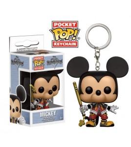 Kingdom Hearts porte-clés Pocket POP! Mickey 4 cm