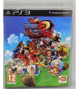One Piece Unlimited World Red Jeu Playstation 3 PS3 avec Notice Games And Toys