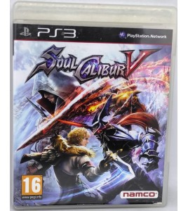 Soul Calibur V Jeu Playstation 3 PS3 avec Notice Games And Toys
