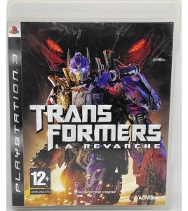 Transformers : la revanche Jeu Playstation 3 PS3 avec Notice Games And Toys