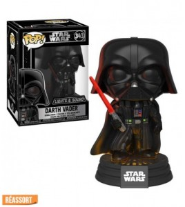 Star Wars Electronic Pop 343 Darth Vader 9 cm