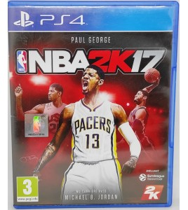 NBA 2K17 Jeu Playstation 4 sans Notice  Games and Toys