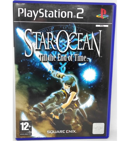 Star Ocean : Till End of Time Jeu Playstation 2 PS2 avec Notice Games And Toys