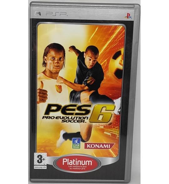 PES 2006 : Pro Evolution Soccer Jeu PSP  avec Notice Games And Toys