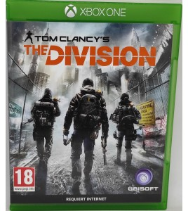 The Division Jeu Xbox One sans Notice  Games and Toys