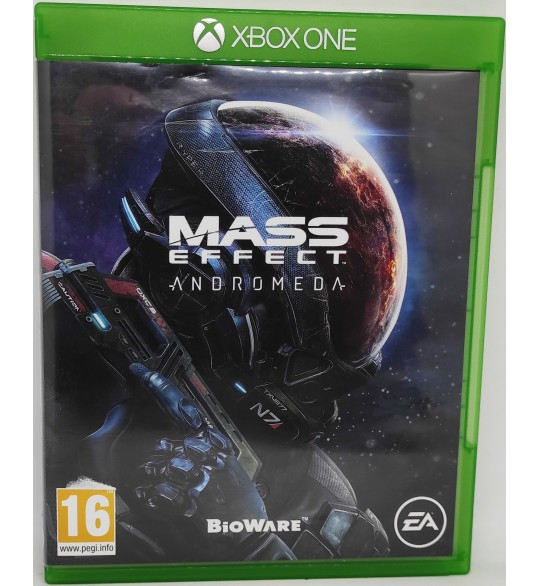 Mass Effect : Andromeda Jeu Xbox One sans Notice  Games and Toys