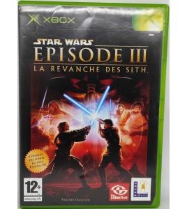 Star Wars : Episode III - La revanche des Sith Jeu XBOX sans Notice