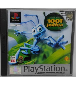 1001 Pattes  Jeu Playstation 1 PS1 avec Notice Games And Toys