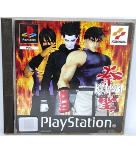 Kensei-Sacred Fist Jeu Playstation 1 PS1 avec Notice Games And Toys