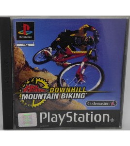 No Fear Downhill Mountain Bike Jeu Playstation 1 PS1 avec Notice Games And Toys