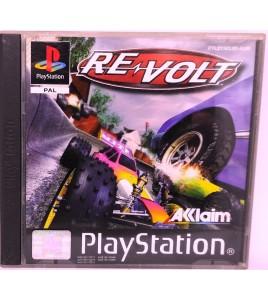 Re-Volt Jeu Playstation 1 PS1 avec Notice Games And Toys