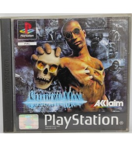 Shadow man Jeu Playstation 1 PS1 avec Notice Games And Toys