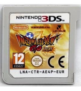 Inazuma Eleven Go Lumière Jeu Nintendo 2DS & 3DS sans Notice Games and Toys L164